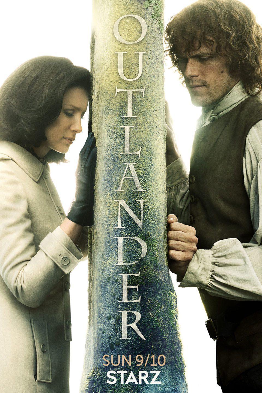 Cartel Temporada 3 de 'Outlander'