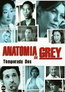 Cartel Temporada 2 de 'Grey's Anatomy'