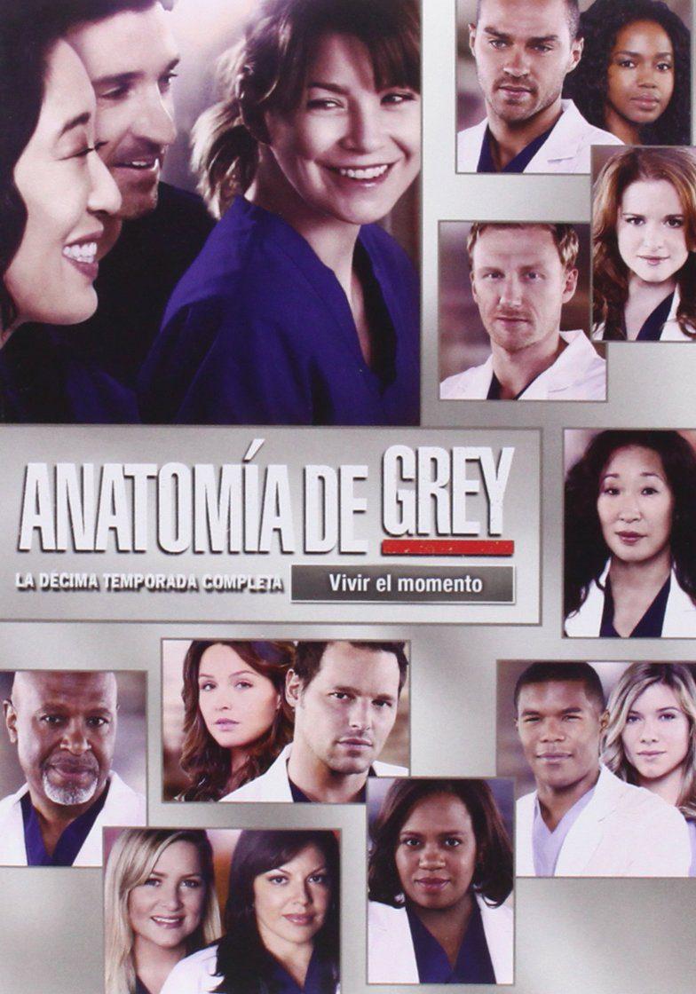 Cartel Temporada 10 de 'Grey's Anatomy'