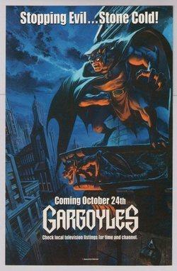 Gárgolas, héroes góticos