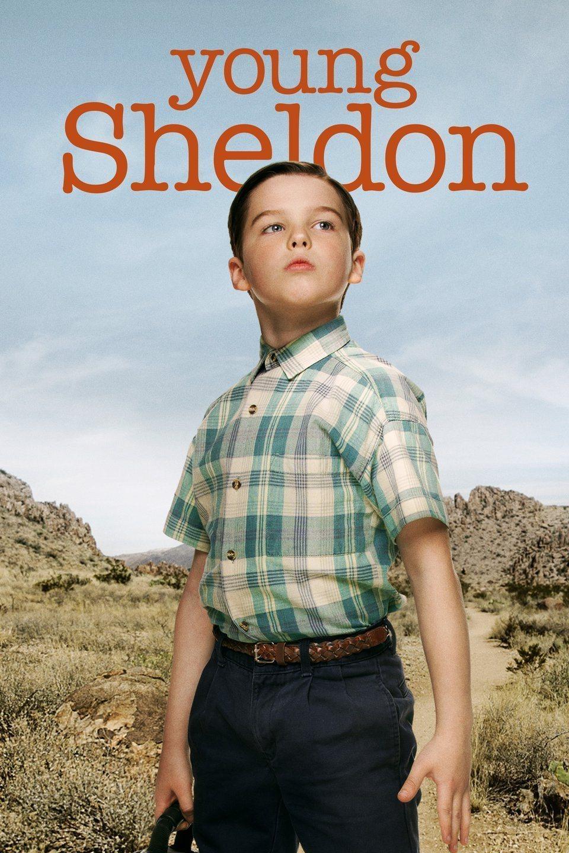 Cartel Temporada 3 de 'Young Sheldon'