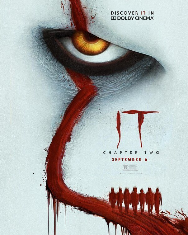 Cartel Poster EEUU #2 de 'It - Chapter 2'