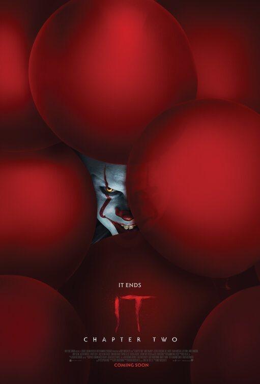 Cartel Póster EEUU #4 de 'It - Chapter 2'