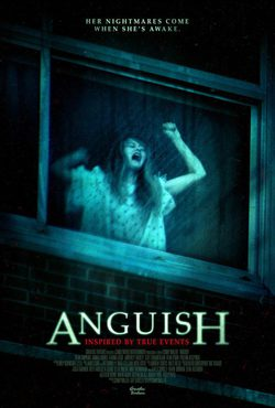 Cartel de Anguish
