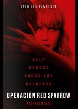 Cartel de Operación Red Sparrow