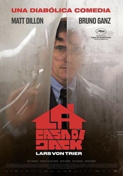 Cartel de The House That Jack Built