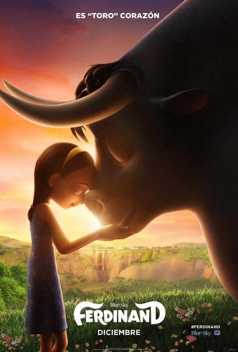 Cartel España #2 de 'Olé, el viaje de Ferdinand'