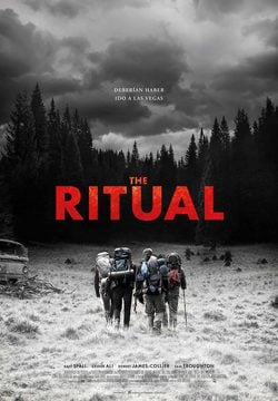 Cartel de The Ritual