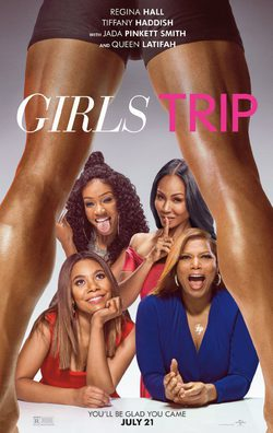 Cartel de Girls Trip