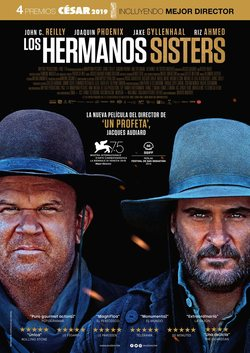 Cartel de The Sisters Brothers