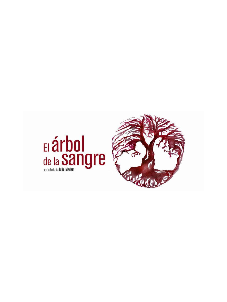Cartel España de 'El árbol de la sangre'