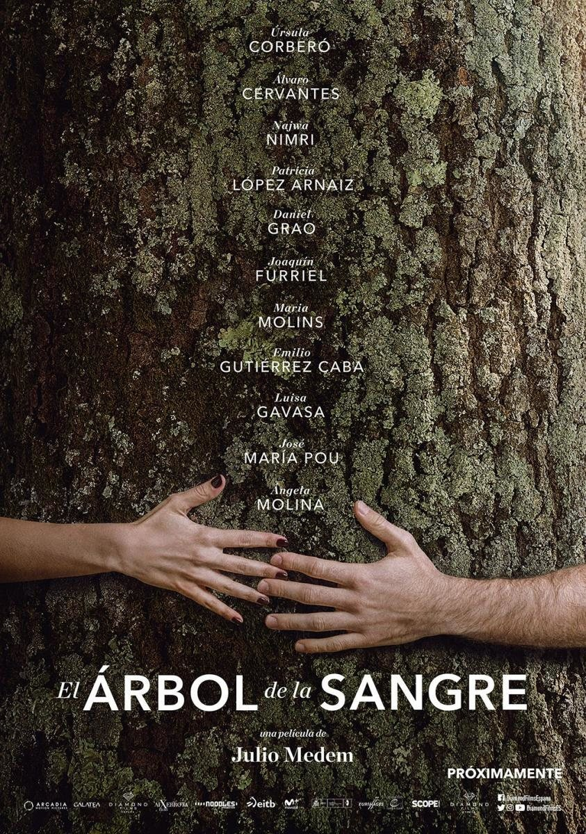 Cartel España #2 de 'El árbol de la sangre'