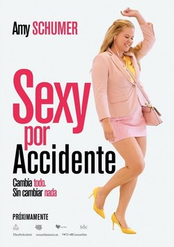 Cartel de Sexy por accidente