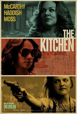 Cartel de The Kitchen