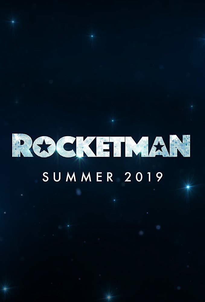 Cartel Teaser de 'Rocketman'