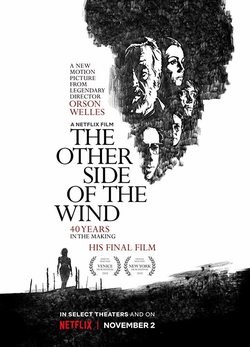 Cartel de The Other Side of the Wind