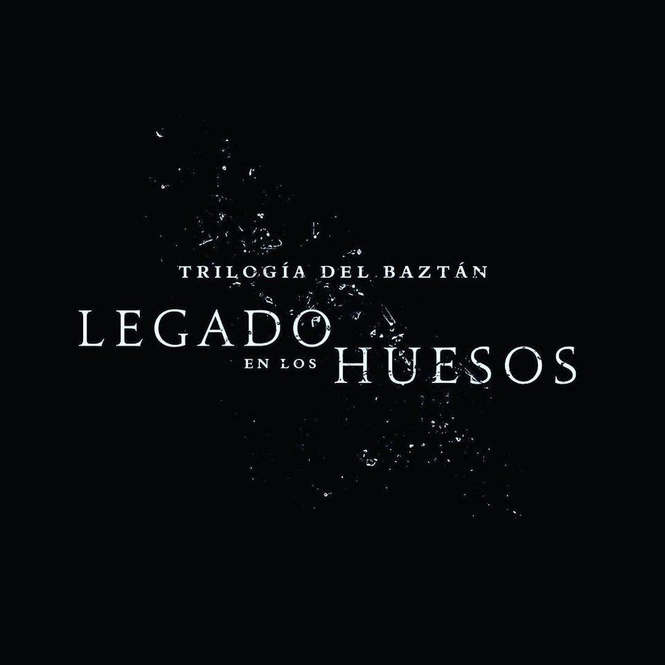 Cartel LEGADO EN LOS HUESOS de 'Legado en los huesos'