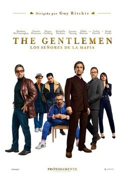 Los Caballeros (The Gentlemen)