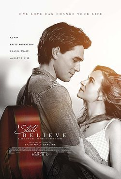 Cartel de I Still Believe