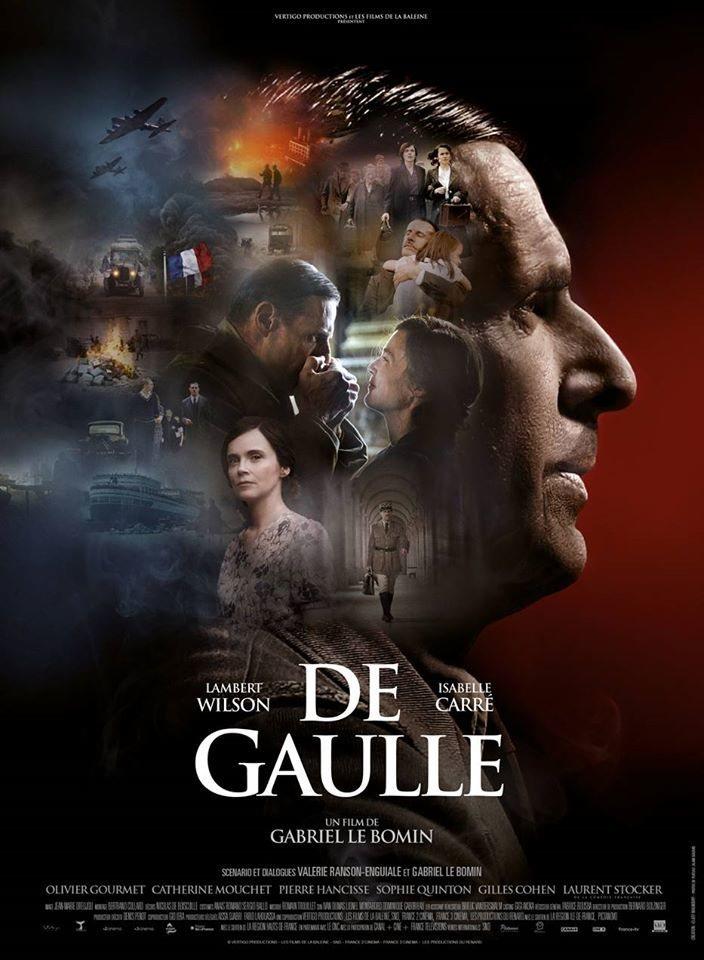 Cartel Cartel 'De Gaulle' de 'De Gaulle'