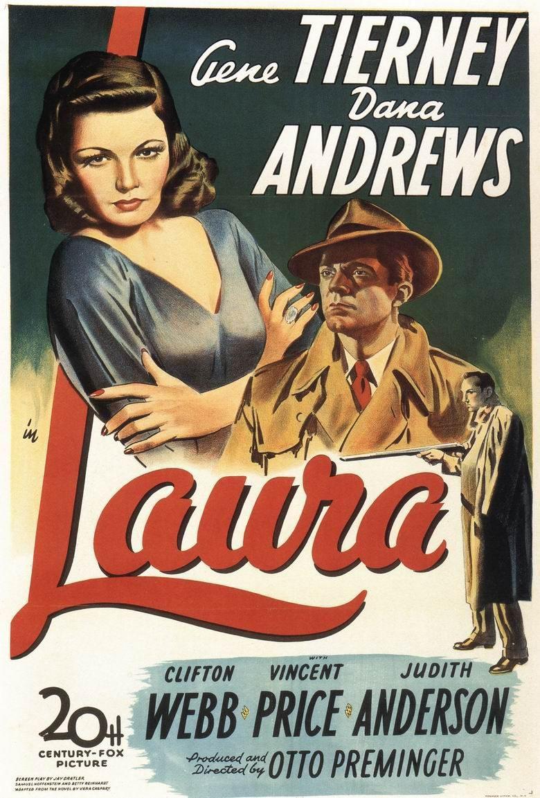 Cartel Estados Unidos de 'Laura'