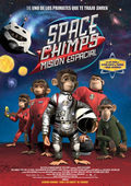 Space chimps - Misión espacial