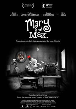 Cartel de Mary and Max