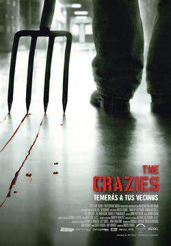 Cartel de The Crazies