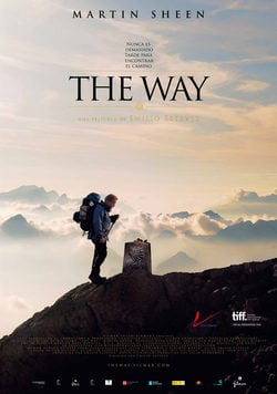Cartel de The Way