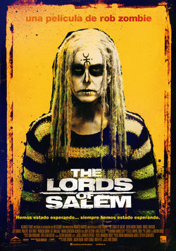 Cartel de The Lords of Salem