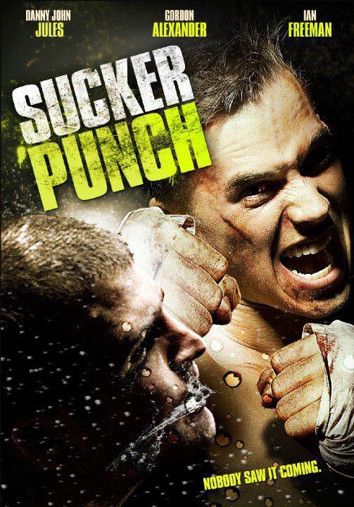 Cartel Reino Unido de 'Sucker Punch'