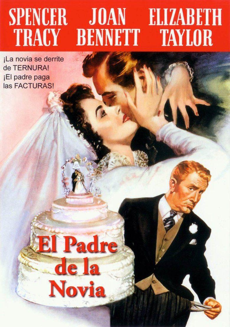 Cartel España de 'El padre de la novia'