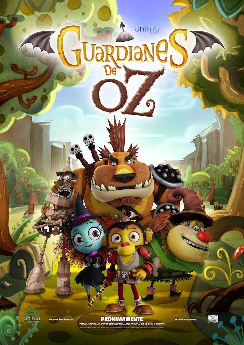 Cartel México de 'Guardianes de Oz'