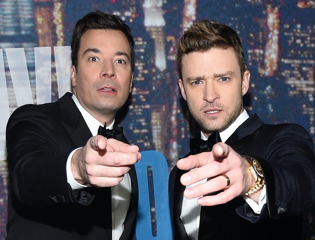 Jimmy Fallon y Justin Timberlake, el espectáculo total