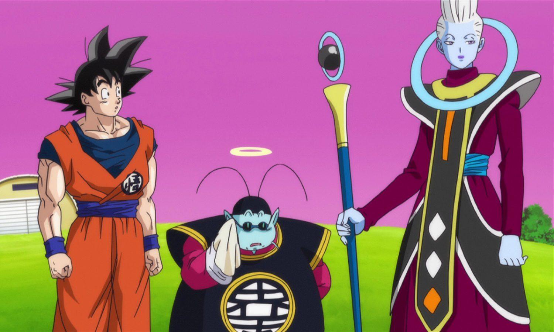 'Dragon Ball Z: la batalla de los dioses'