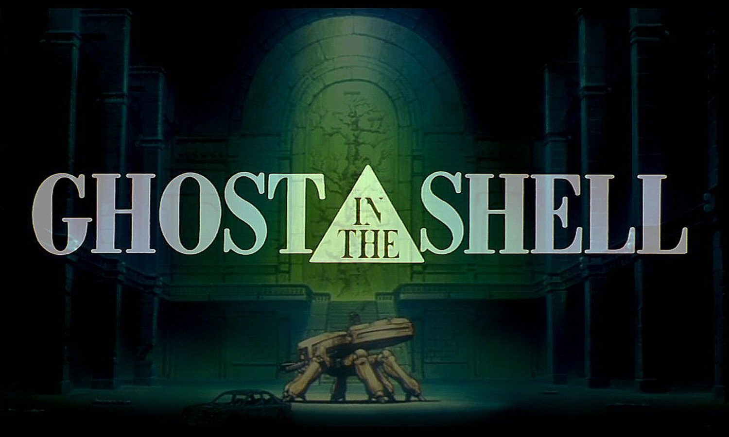 'Ghost in the Shell'