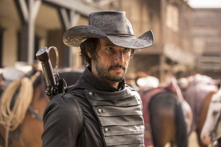 Rodrigo Santoro en 'Westworld'
