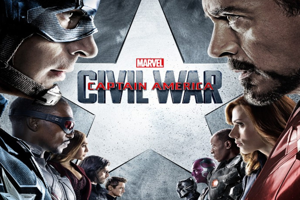 'Capitán América: Civil War'
