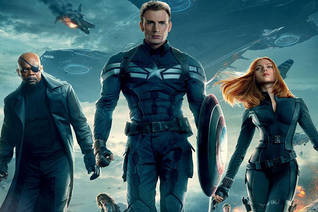 'Capitán América: El soldado de invierno'