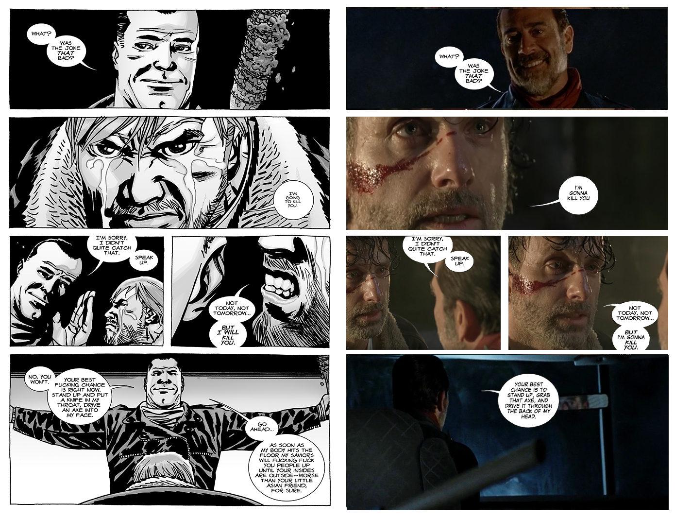 La amenaza de Rick