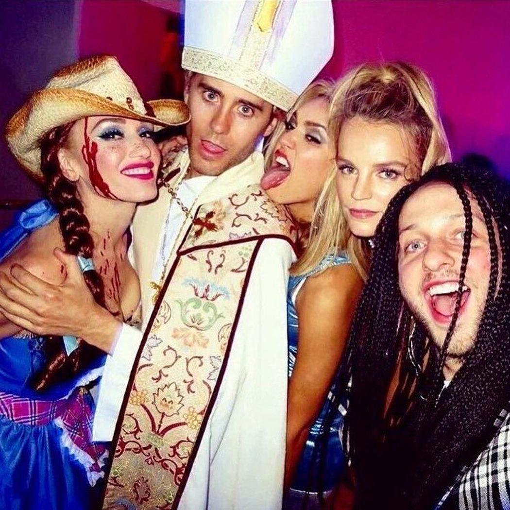 Jared Leto como el Papa