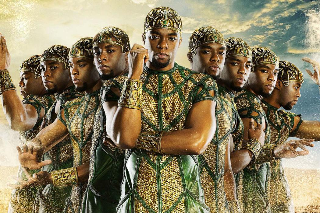 'Dioses de Egipto' (2016)