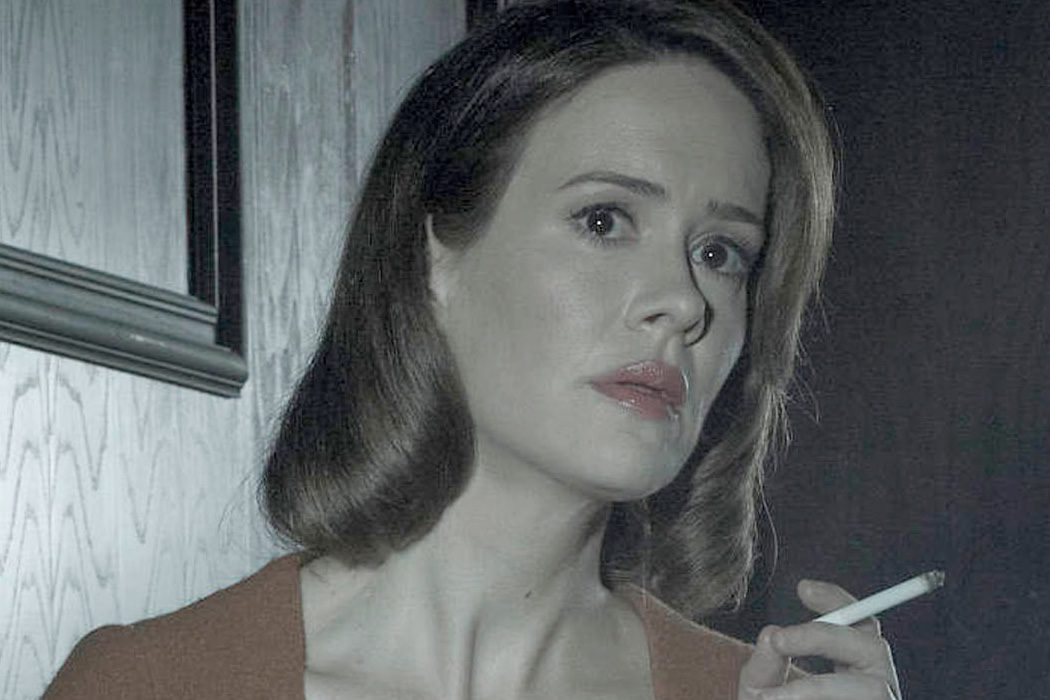 Lana Winters en 'American Horror Story: Asylum'