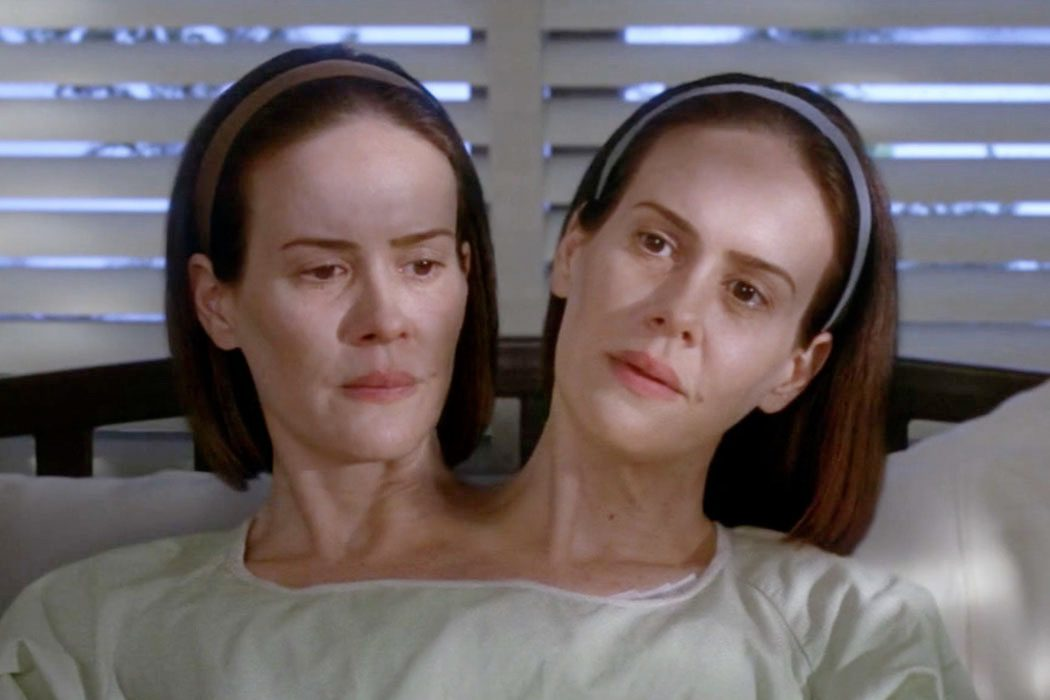 Bette y Dot Tattler en 'American Horror Story: Freak Show'