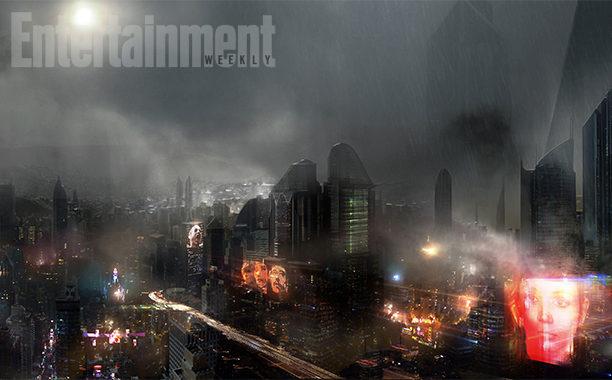 Los Ángeles en 2049