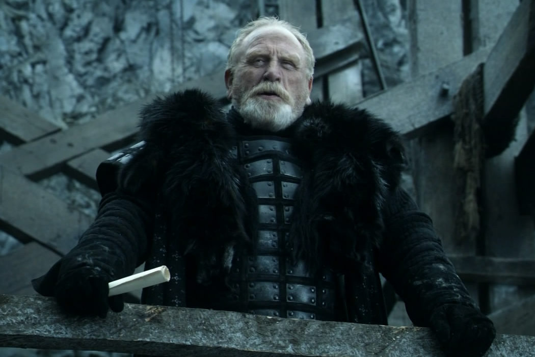 James Cosmo (Jeor Mormont)