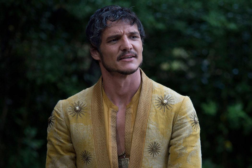 Pedro Pascal (Oberyn Martell)