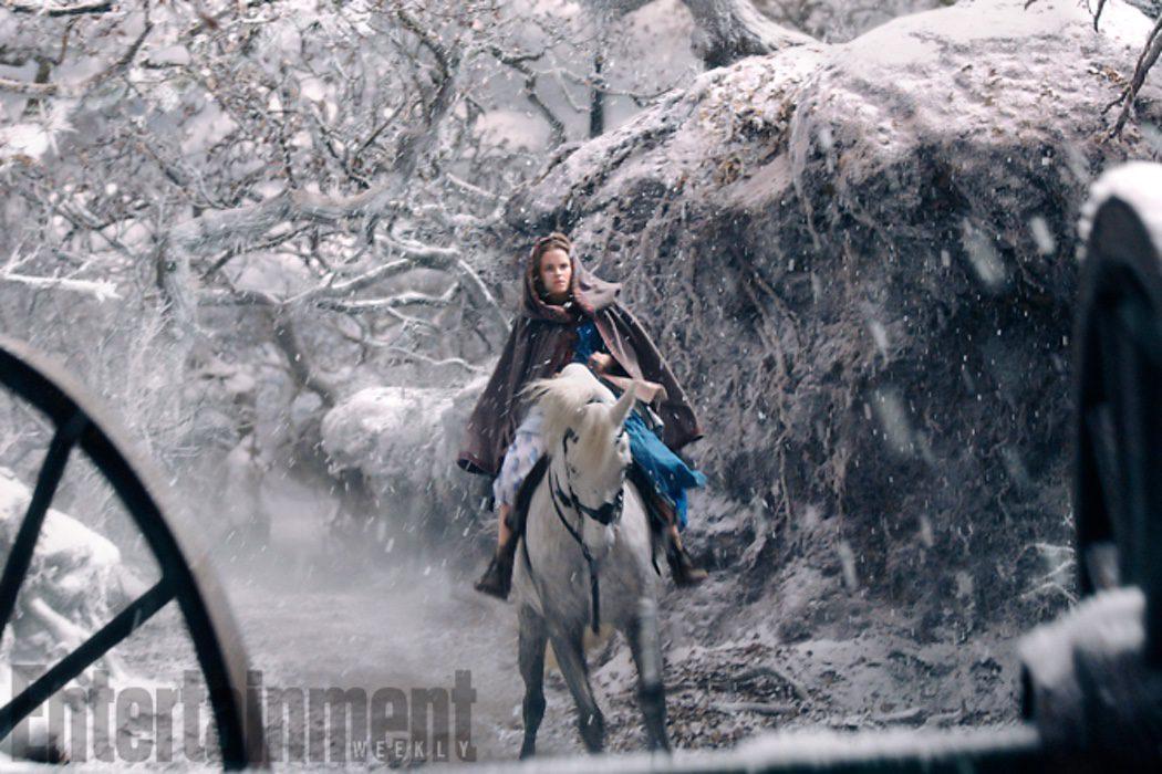 Bella a caballo