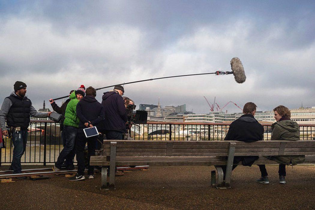 Rodaje con Neeson y Brodie-Sangster en Londres
