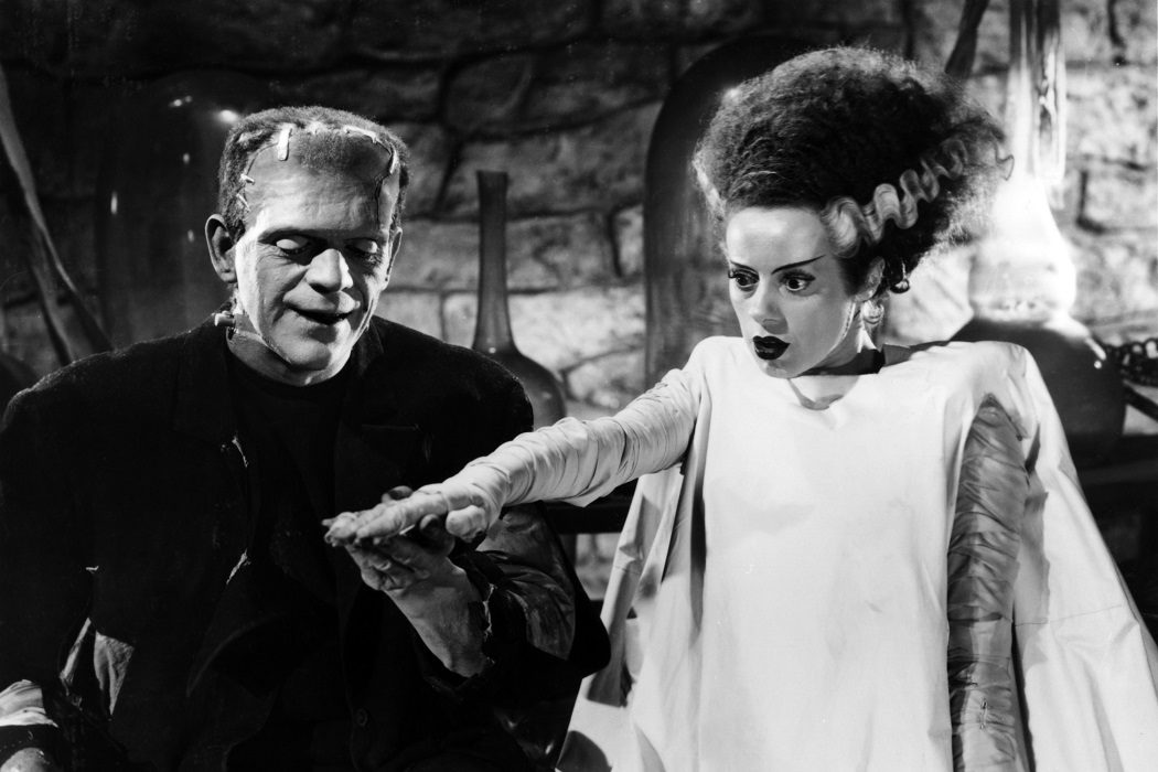 'La novia de Frankenstein'